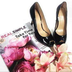 Women's Size 8 Cole Haan Peep-toe Heels